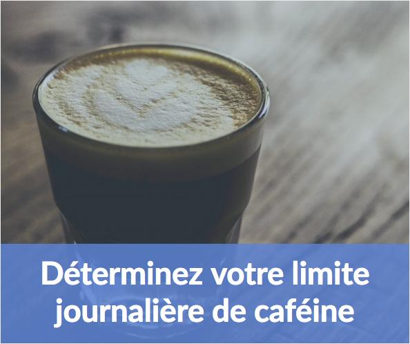 dose journaliere cafeine